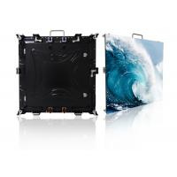 Quality Large Viewing Angle Full Color Led Display Screen 4mm For Entertainment Bar for sale