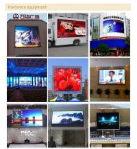 P6 Mobile Truck LED Display led mobile digital advertising sign trailer mobile led advertising vehicle
